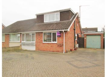 Thumbnail 4 bed semi-detached bungalow for sale in Dunster Road, Cheltenham