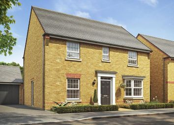 "Thumbnail 4 bed detached house for sale in ""Bradgate"" at Murch Road, Dinas Powys"