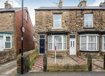 Thumbnail 3 bed end terrace house for sale in Vicar Lane, Woodhouse, Sheffield