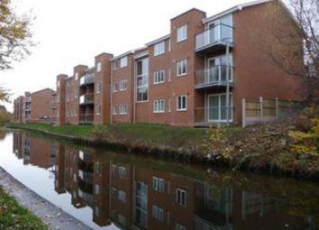 Thumbnail 2 bedroom flat to rent in Windsor Court, Off Sunny Bank, Middleport, Stoke-On-Trent