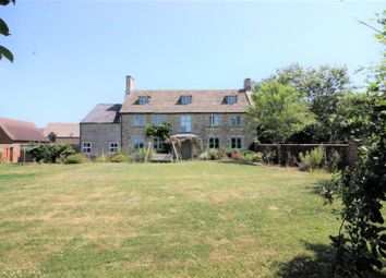 Thumbnail 6 bed detached house for sale in Purton Stoke, Swindon