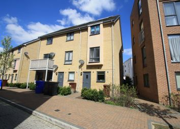 Thumbnail 4 bed end terrace house to rent in Draper Close, South Stifford, Grays