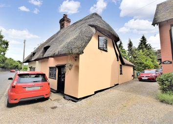 Thumbnail 1 bed semi-detached house for sale in Burton End, Stansted