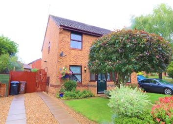 Thumbnail 2 bed semi-detached house for sale in Downsway, Northampton