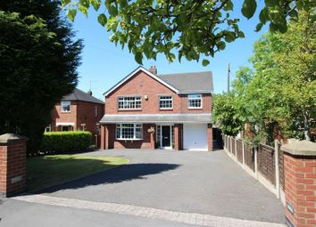 Thumbnail 4 bed property for sale in Congleton Road, Biddulph, Staffordshire