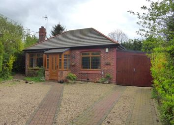 Thumbnail 2 bed detached bungalow for sale in Chester Road, Preston Brook, Runcorn