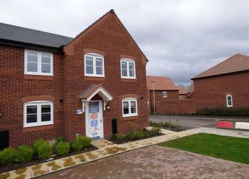 Thumbnail 3 bed property for sale in Iris Rise, Cuddington, Cheshire