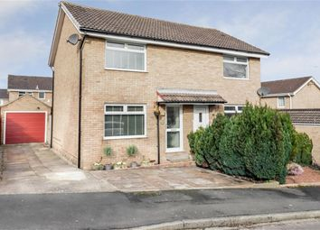 Thumbnail 2 bed semi-detached house for sale in Nunnington Crescent, Harrogate, North Yorkshire