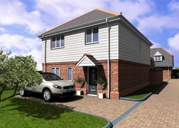 Thumbnail 3 bedroom detached house for sale in Chickerell Road, Chickerell, Weymouth