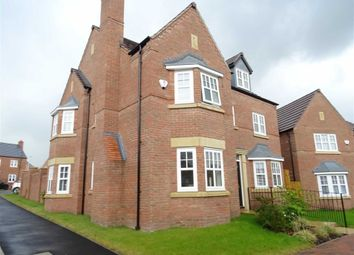 Thumbnail 5 bed detached house for sale in Wentworth Avenue, Elmesthorpe, Leicester