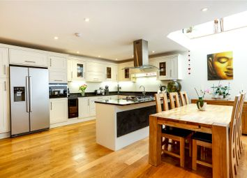 Thumbnail 3 bed terraced house for sale in Bedford Villas, Whitehead Close, London