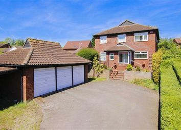 Thumbnail 5 bed detached house for sale in Whetstone Close, Heelands, Milton Keynes, Bucks