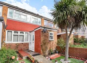 Thumbnail 3 bed terraced house for sale in Drakefield Road, London