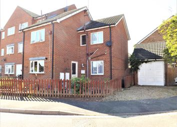 Thumbnail 3 bed end terrace house for sale in The Hollies, Holbeach, Spalding