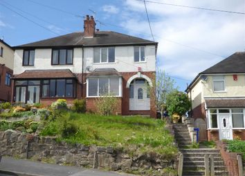 Thumbnail 3 bedroom semi-detached house for sale in Milton Road, Sneyd Green, Stoke-On-Trent
