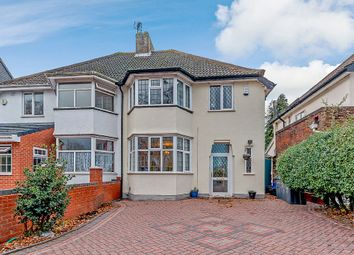 Thumbnail 3 bed semi-detached house for sale in Chester Road North, Sutton Coldfield, West Midlands