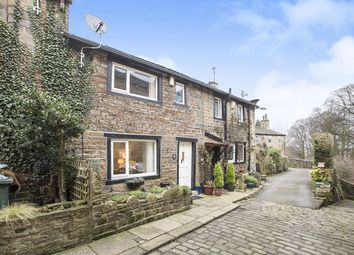 Thumbnail 1 bed terraced house for sale in Kaye Hill, Cullingworth, Bradford