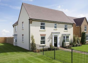 "Thumbnail 4 bed detached house for sale in ""Tunstall"" at Lowfield Road, Anlaby, Hull"
