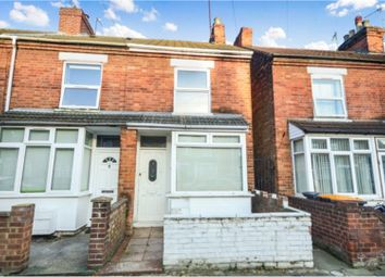 Thumbnail 2 bed end terrace house to rent in Gratton Road, Bedford