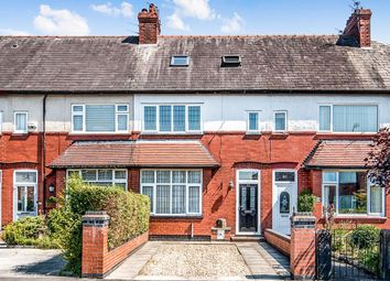 Thumbnail 4 bed terraced house for sale in Heyes Lane, Timperley, Altrincham