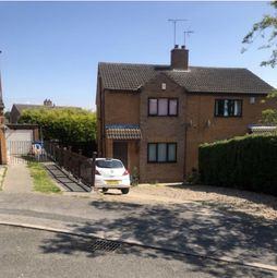Thumbnail 3 bed semi-detached house for sale in Chichester Close, Mansfield