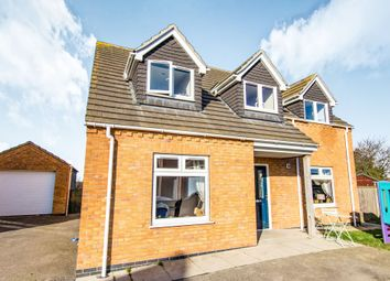 Thumbnail 4 bed detached house for sale in St Leonards Drive, Chapel St. Leonards, Skegness