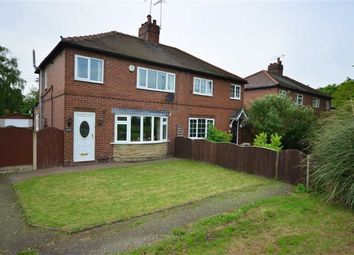 Thumbnail 3 bed semi-detached house for sale in Sudforth Lane, Beal, Goole