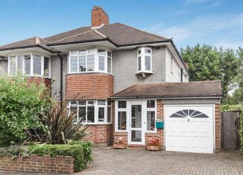 Thumbnail 3 bed semi-detached house for sale in Sherwood Way, West Wickham