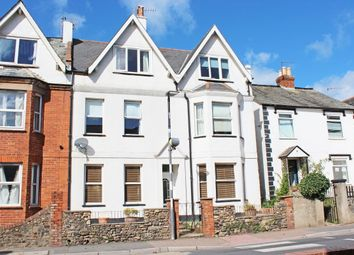 Thumbnail 4 bed terraced house for sale in Temple Street, Sidmouth