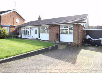 Thumbnail 3 bed detached bungalow for sale in Cherryfields Road, Macclesfield, Cheshire