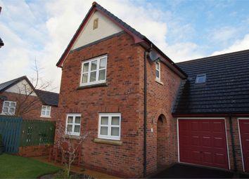Thumbnail 3 bed link-detached house for sale in Pennine View, Parkland Village, Carlisle, Cumbria