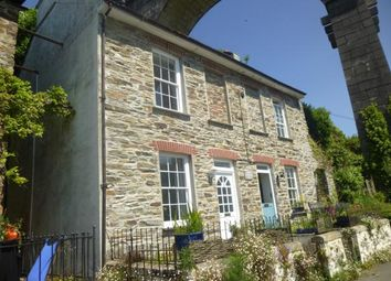 Thumbnail 2 bed semi-detached house for sale in Lower Kelly, Calstock, Cornwall
