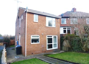 Thumbnail 3 bedroom detached house for sale in Torry Court, Woodhouse, Sheffield