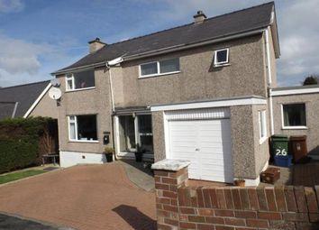 Thumbnail 5 bed detached house for sale in Trefonwys, Bangor, Gwynedd