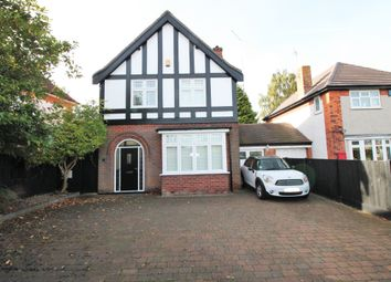 Thumbnail 3 bed detached house for sale in Chesterfield Road South, Mansfield