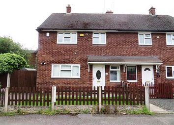 Thumbnail 3 bed semi-detached house to rent in Shrewsbury Close, Bloxwich, Walsall
