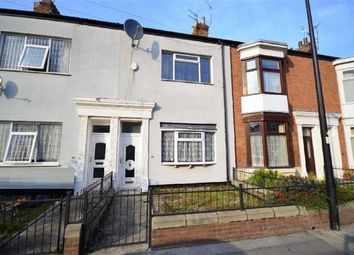 Thumbnail 2 bed town house for sale in Edinburgh Street, Goole
