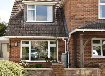 Thumbnail 1 bed semi-detached house to rent in Bishopstone, Salisbury