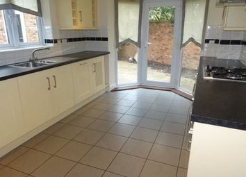 Thumbnail 3 bed town house to rent in Oak Square, Crowland, Peterborough