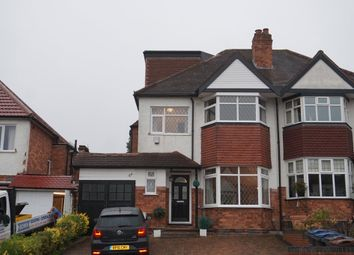 Thumbnail 4 bedroom semi-detached house for sale in Welford Road, Sutton Coldfield