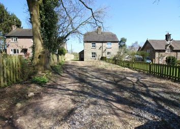 Thumbnail 3 bed cottage for sale in Croxden, Uttoxeter, Staffordshire