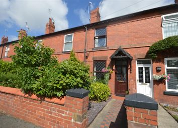 Thumbnail 2 bed cottage to rent in Leighton Road, Parkgate, Neston