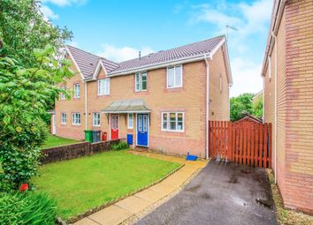 Thumbnail 3 bed semi-detached house for sale in Gaulden Grove, Pontprennau, Cardiff