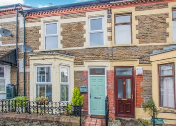 Thumbnail 3 bed terraced house for sale in Laurel Court, Church Street, Bedwas, Caerphilly