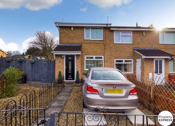 Thumbnail 2 bed terraced house for sale in Briggs Avenue, South Bank, Middlesbrough