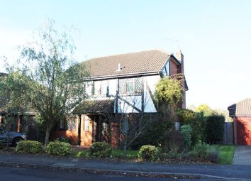Thumbnail 4 bed detached house to rent in High Tree Drive, Earley, Reading