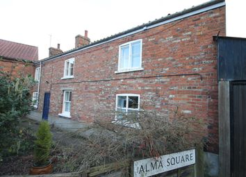 Thumbnail 3 bed cottage for sale in Alma Square, Hunmanby