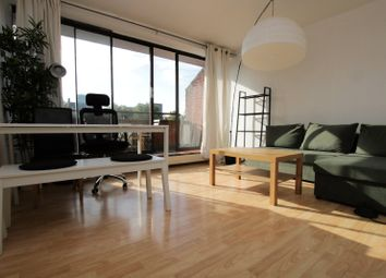 Thumbnail 1 bed flat to rent in Oakshott Court, Polygon Road, London