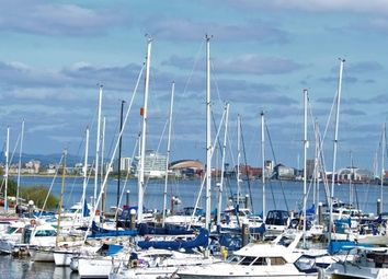 Thumbnail 2 bed property to rent in John Batchelor Way, Penarth Marina, Penarth