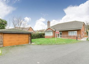Thumbnail 3 bed bungalow for sale in Mill Road, Sharnbrook, Bedford, Bedfordshire